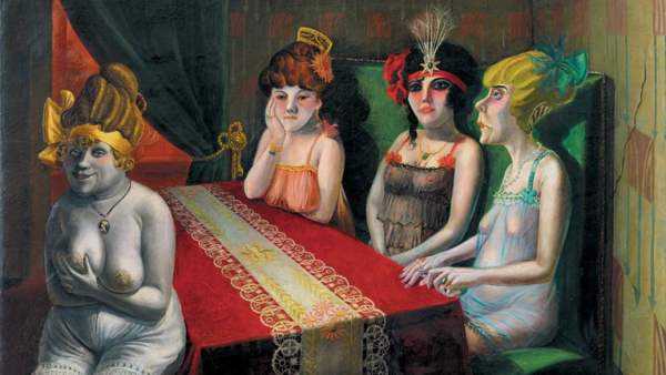 'Der Salon I' (1921)
