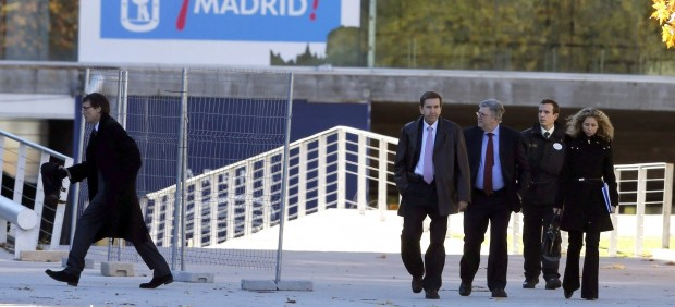 Caso Madrid Arena