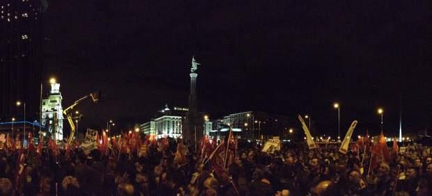 Manifestación Madrid 14N