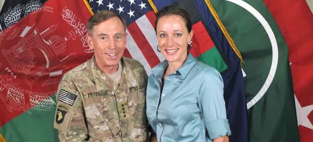 Petraeus y Broadwell