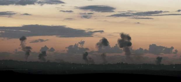 Israel vuelve a atacar Gaza