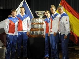 Equipo República Checa Copa Davis