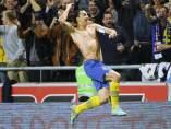 Ibrahimovic con Suecia