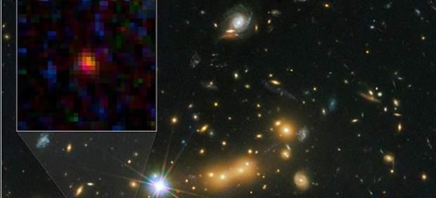 Galaxia más lejana