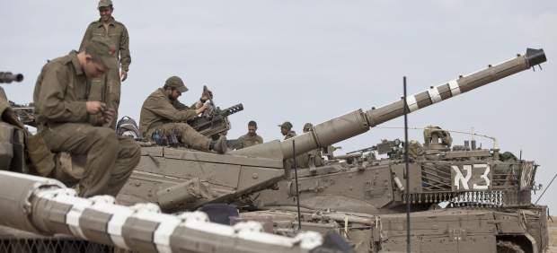 Israel se prepara para entrar en Gaza