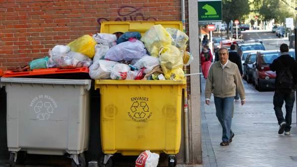 Recogida de residuos organicos madrid