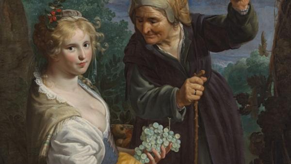 'Vertumnus and Pomona'