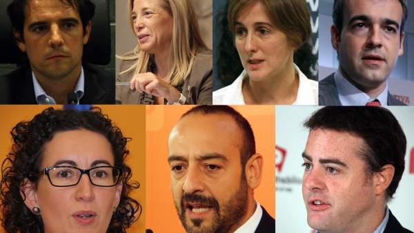 Elecciones catalanas.