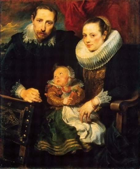 'Retrato de una familia'