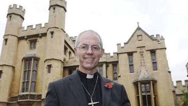 Nuevo arzobispo de Canterbury, Justin Welby