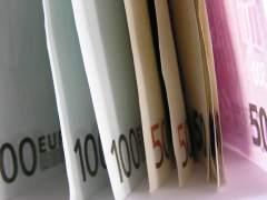 El salario medio en España es de 22.841 euros