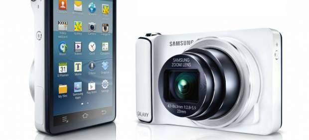 Samsung amplía la familia Galaxy con una cámara fotográfica conectada a Internet