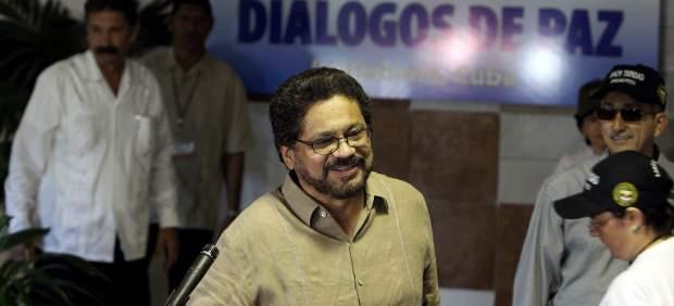 El número dos de las FARC