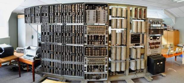 El primer ordenador digital del mundo