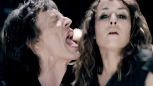 Nuevo vídeo de los Rolling Stones