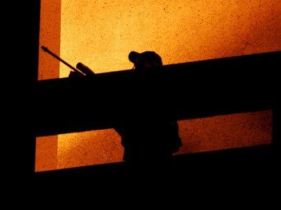 Imagen de un francotirador