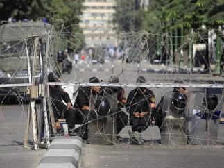 Egipto protesta contra Morsi