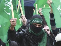 Ham�s muestra su apoyo a Gaza
