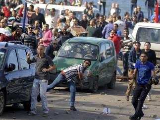 Protestas contra Morsi en Egipto