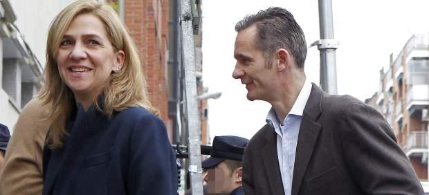 Infanta Cristina e I�aki Urdangarin