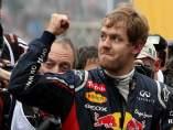 Vettel, tricampeón