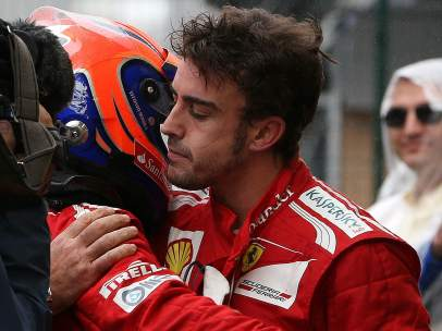 Alonso, subcampeón