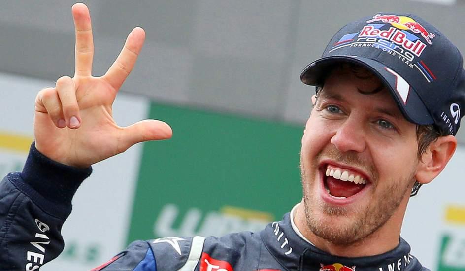 Piloto Red Bull Formula 1 el Piloto Alemán de Red Bull