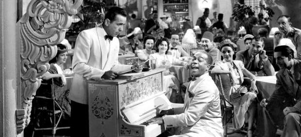 'Casablanca', la pel�cula