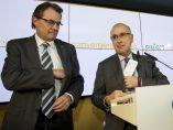Artur Mas y Josep Antoni Duran Lleida