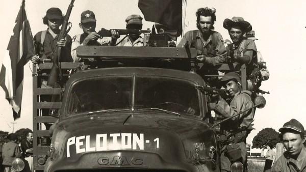 Siegreiche Revolution, 8 de enero de 1959