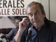 José Luis Perales actuará el 8 de junio en Barcelona