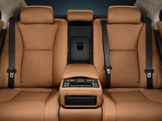 Nuevo Lexus LS 600h híbrido
