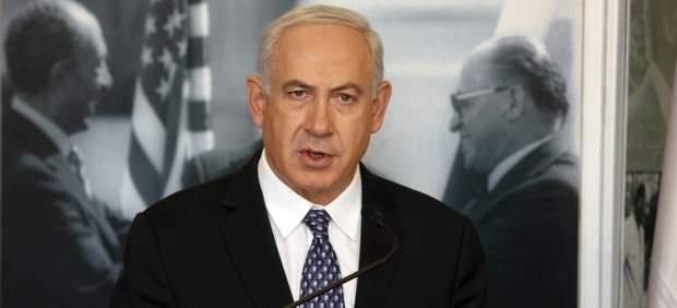 Benjam�n Netanyahu
