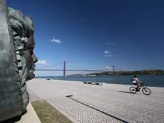 El nuevo paseo peatonal de Belém