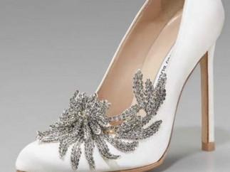 Los zapatos de novia de 'Bella'