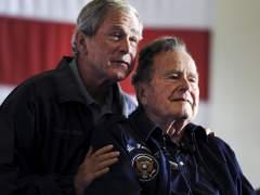 Los Bush, padre e hijo, no apoyarán a Donald Trump