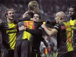 Gol del Zaragoza
