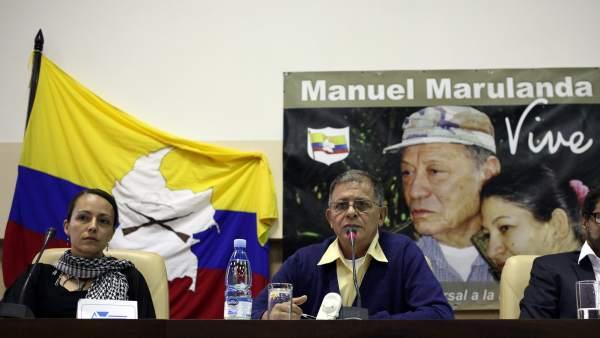 Proceso de paz con las FARC
