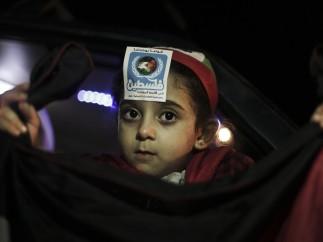 Alegría en Gaza