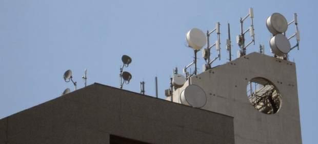 Antenas de telefonía