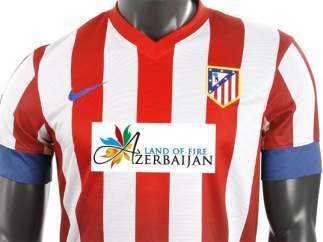Camiseta Atlético Azerbaijan