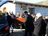 Funeral de la quinta v�ctima del Madrid Arena