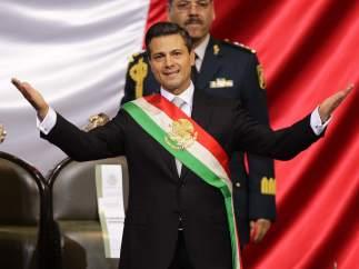 Investidura de Peña Nieto