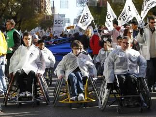 Diversas discapacidades