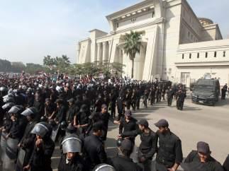 Tribunal Constitucional de Egipto