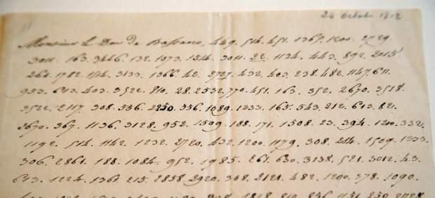 Carta de Napole�n