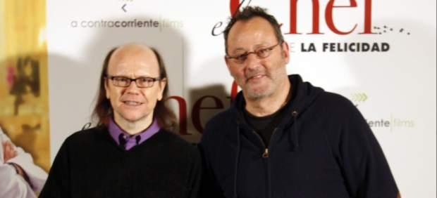 Jean Reno, Santiago Segura, cine, Chef