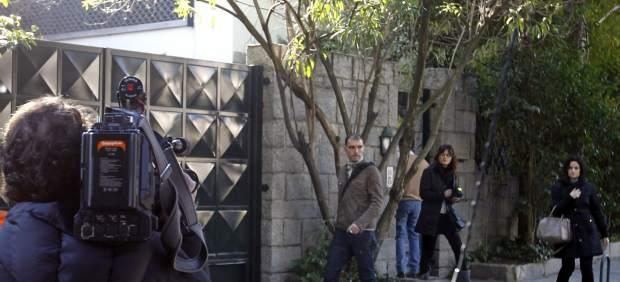 Arresto de Díaz Ferrán