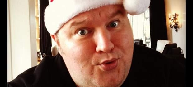Kim Dotcom, fundador de Megaupload, encarnará a Papá Noel en una obra de teatro