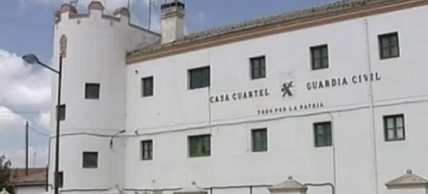 Casa cuartel de la Guardia Civil